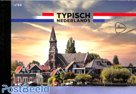 Typical Dutch, prestige booklet No. 94