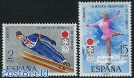 Olympic Winter Games Sapporo 2v