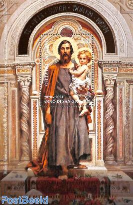 Year of San Giuseppe s/s