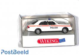 Polizei Mercedes Benz E230