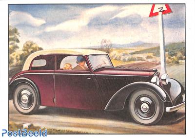 DKW Meisterklasse cabrio