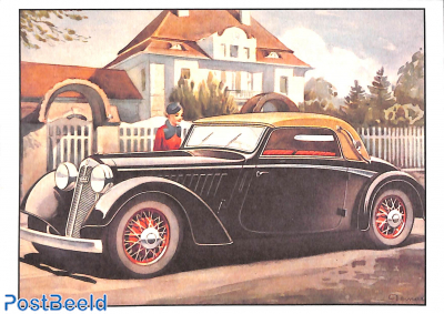 DKW Front Luxus Zweisitzer cabriolet