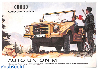 Auto Union M