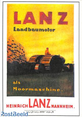 Lanz landbaumotor