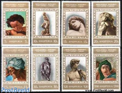 Michelangelo 8v