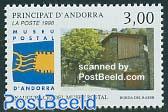 Postal museum 1v