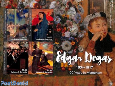 Edgar Degas 4v m/s