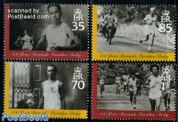 100 Years Marathon derby 4v