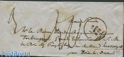 little envelope from Belgium