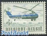 Sabena helicopter flights 1v