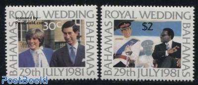 Charles & Diana wedding 2v