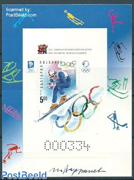 Olympic winter games special s/s