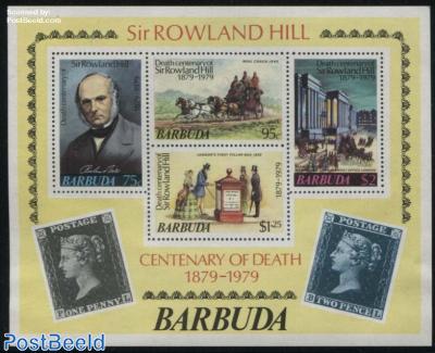 Sir Rowland Hill s/s