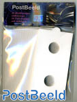 25 Coinholders self adhesive 17.5mm