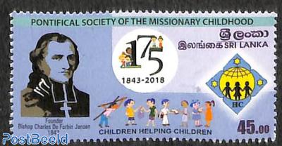 Missionary childhood 1v