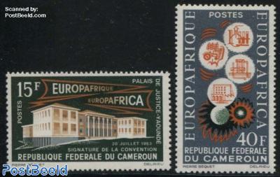 Europafrique 2v