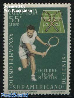 Tennis games 1v
