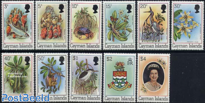 Definitives 11v (without year)