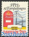 European postal congress 1v