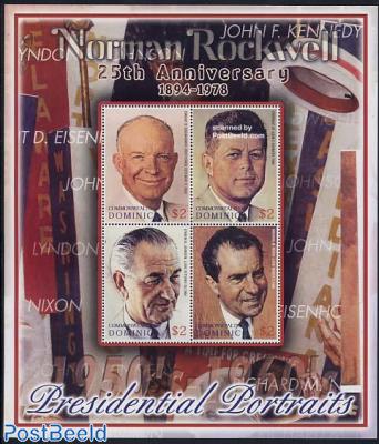 Rockwell, presidents 4v m/s