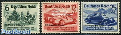 Nurburgring rennen overprints 3v