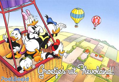 Groetjes uit Flevoland, Balloons