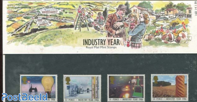 Industry Year, Presentation pack 168
