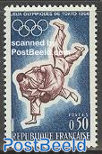 Olympic games Tokyo 1v