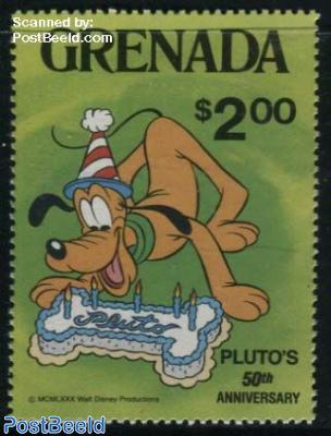 Pluto 1v
