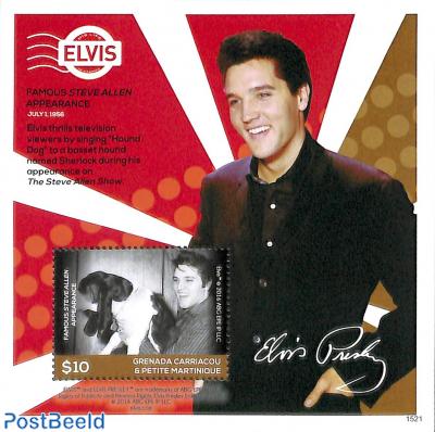 Carriacou, Elvis Presley s/s