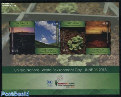 World environment day 4v m/s