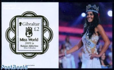 Miss World 2009 s/s