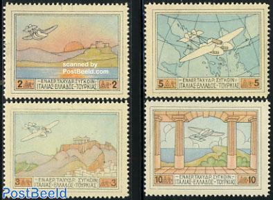 Airmail 4v