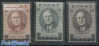 Death of Roosevelt 3v
