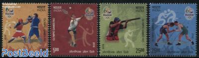 Olympic Games Rio 4v