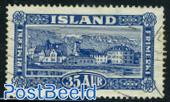 35A Reykjavik,Stamp out of set