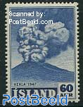 60A Hekla vulcan, Stamp out of set