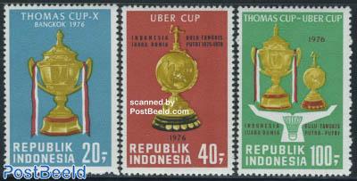 Thomas cup winners 3v