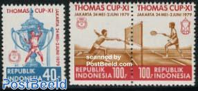 Thomas cup 3v (1v+[:])