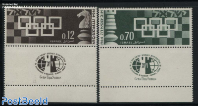 Chess olympiade 2v