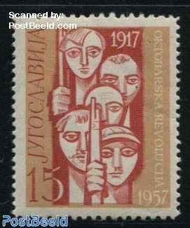 October revolution 1v