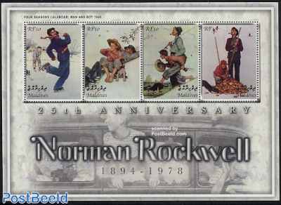 Norman Rockwell 4v m/s