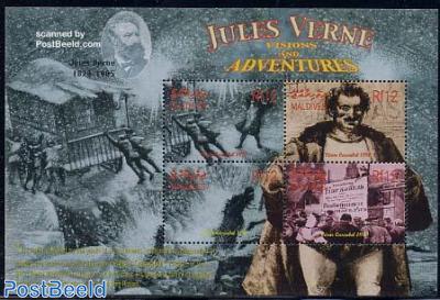 Jules Verne 4v m/s, Cesar Cascabel
