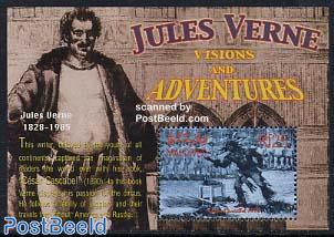 Jules Verne s/s, Cascabel 1890