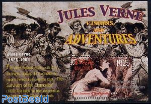 Jules Verne s/s, Survivers of the Chancellor