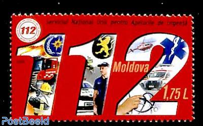 112 emergency calls 1v