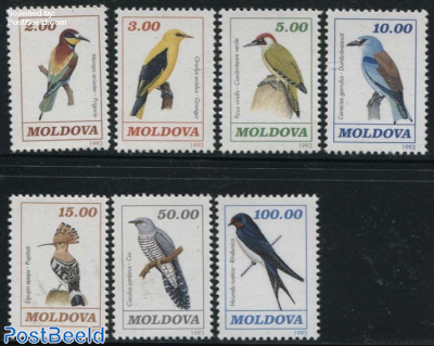 Birds 7v