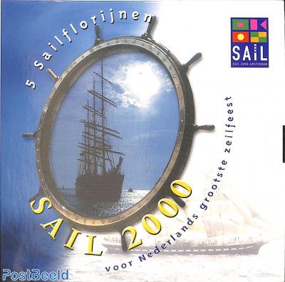 Sail 2000 token set