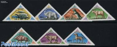 Prehistoric animals 7v