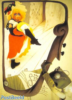 Muppets, Miss Piggy in Paris show
